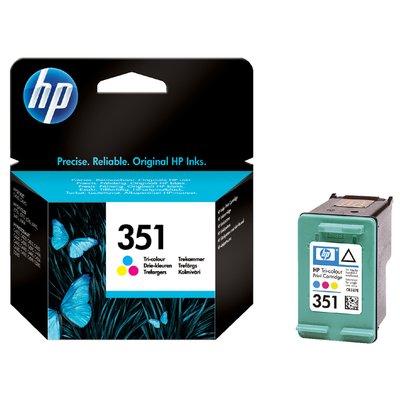 Inktcartridge HP CB337EE 351 3-kleur