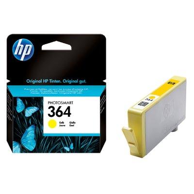 Inktcartridge HP CB320EE 364 geel