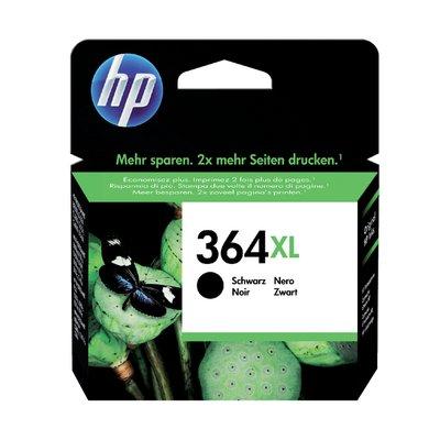 Inktcartridge HP CN684EE 364XL zwart HC