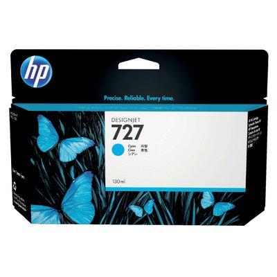 Inktcartridge HP B3P19A 130ml 727 blauw