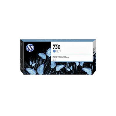 Inktcartridge P2V68A 730 300ml blauw