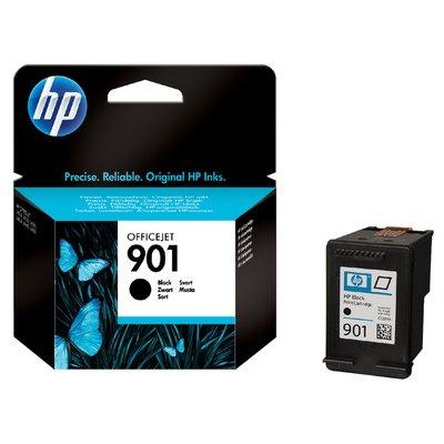 Inktcartridge HP CC653AE 901 zwart