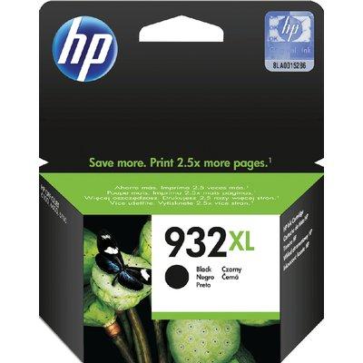Inktcartridge HP CN053AE 932XL zwart HC