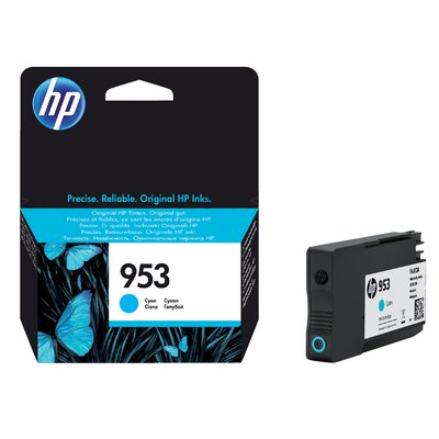 Inktcartridge HP F6U12AE 953 blauw