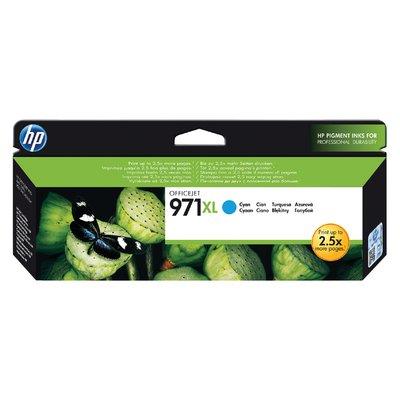 Inktcartridge HP CN626AE 971XL blauw HC