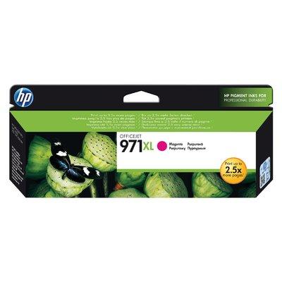 Inktcartridge HP CN627AE 971XL rood HC