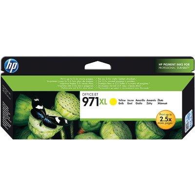 Inktcartridge HP CN628AE 971XL geel HC