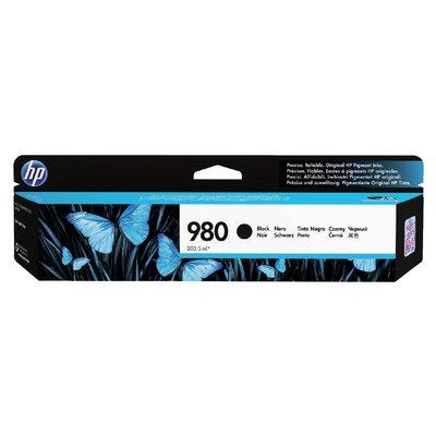 Inktcartridge HP D8J10A 980A zwart