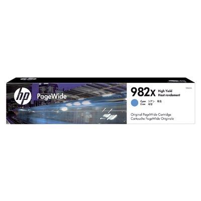 Inktcartridge HP T0B27A 982X blauw