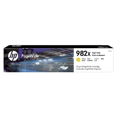Inktcartridge HP T0B29A 982X geel
