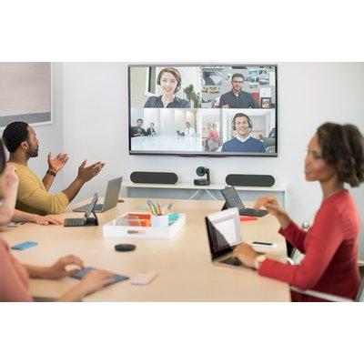 Logitech Rally video conferencing systeem 10 persoon/personen Ethernet LAN Videovergaderingssysteem voor groepen