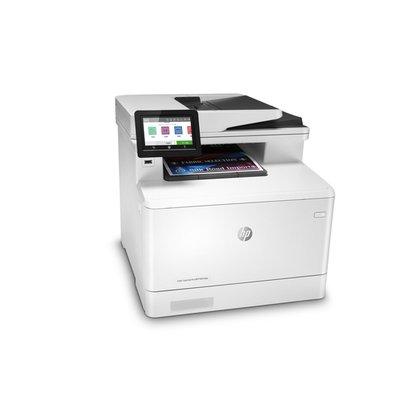 HP kleuren laser MFP 4xx serie